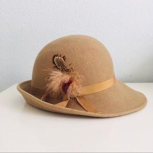 Vintage Geo W. Bollman Cloche Hat